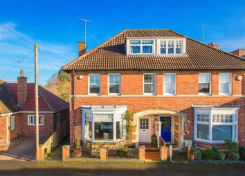 Thumbnail 5 bedroom semi-detached house for sale in The Drive, Kettering