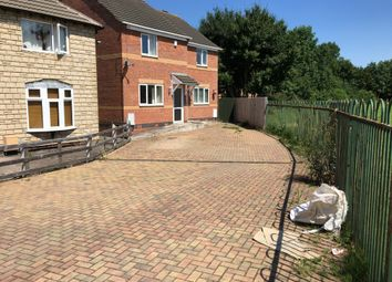 Thumbnail 2 bedroom semi-detached house for sale in Tansley Aveune, Leicester