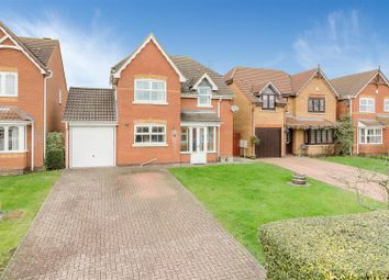 Thumbnail 4 bed property for sale in Bougainvillea Drive, Abington, Northampton