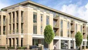Thumbnail 2 bed flat for sale in Forbury Apartments, Blackheath, London