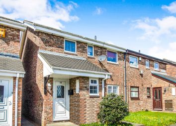 Thumbnail 1 bed flat for sale in Dalton Court, Wallsend
