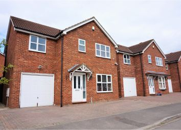 Thumbnail 4 bed detached house for sale in Lynwith Lane, Carlton, Goole
