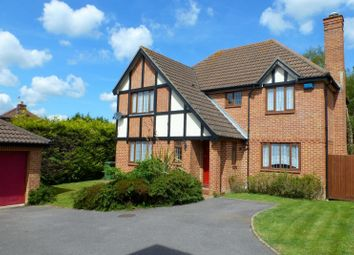 Thumbnail 4 bed detached house to rent in Stonecrop Close, Broadstone