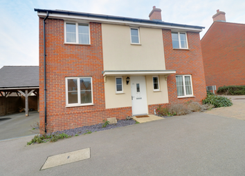 Thumbnail 4 bed detached house to rent in John Coates Lane, Ashford