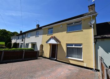Thumbnail 3 bed terraced house for sale in Meadowvale Crescent, Clifton, Nottingham
