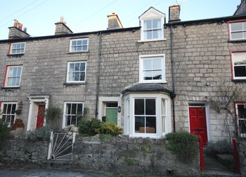 Thumbnail 3 bed terraced house for sale in Castle Crescent, Kendal