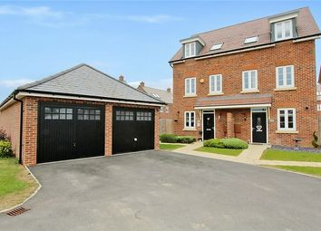 Thumbnail 3 bedroom semi-detached house for sale in 7 The Jumps, Marston Moretaine, Bedford