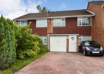 Highwood Close, Yateley GU46. 3 bed terraced house