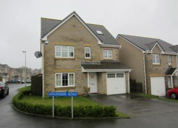 Thumbnail 5 bed detached house to rent in Kingfisher Road, Inverurie