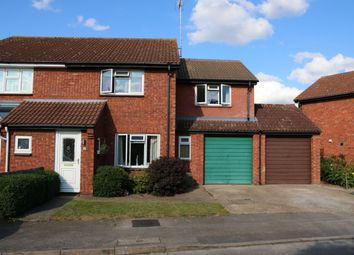 Thumbnail 3 bedroom semi-detached house for sale in Flamborough Close, Lower Earley, Reading, Berkshire