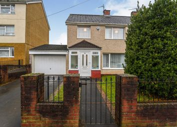3 bed semi-detached house for sale in Aberdaron Road, Rumney, Cardiff CF3
