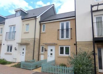 Thumbnail 2 bedroom terraced house to rent in Admiral Way, Exeter