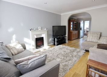 Thumbnail 4 bedroom semi-detached house for sale in Caldecot Way, Broxbourne