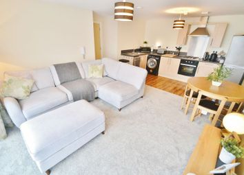 Thumbnail 2 bed flat for sale in Devonshire Road, Eccles, Manchester
