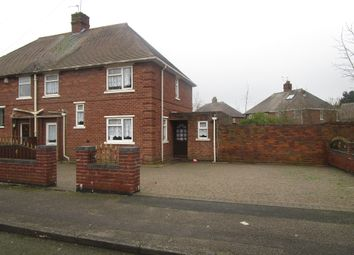 Thumbnail 3 bed semi-detached house for sale in Victory Avenue, Darlaston, Wednesbury