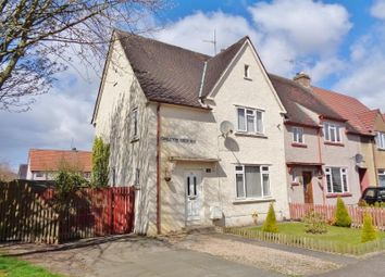 Thumbnail 3 bed end terrace house for sale in Carleton Crescent, Glenrothes