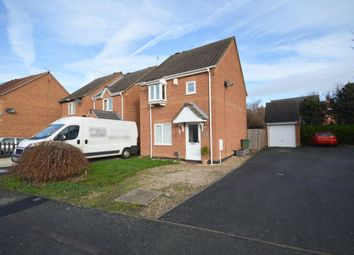 Thumbnail 3 bed detached house for sale in Wheatlands Drive, Countesthorpe, Leicester