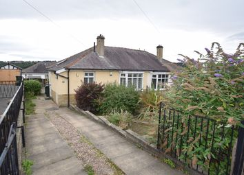 Thumbnail 2 bed semi-detached bungalow for sale in St. Aidans Road, Baildon, Shipley