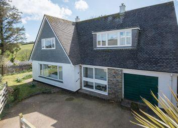 Thumbnail 4 bed detached house for sale in Castle View Park, Mawnan Smith, Falmouth