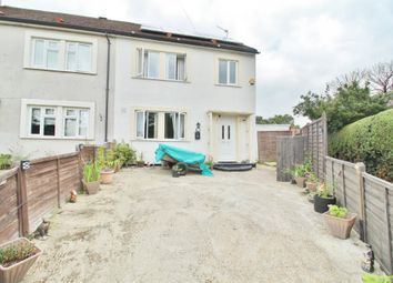 Thumbnail 3 bed semi-detached house for sale in Eversley Crescent, Havant