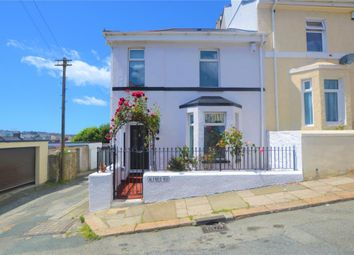 Thumbnail 4 bed end terrace house for sale in Alfred Road, Plymouth, Devon