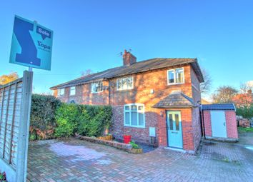 Thumbnail 3 bed semi-detached house for sale in Stamford Avenue, Altrincham
