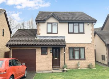 Thumbnail 3 bed detached house to rent in Cwrt Llwyn Fedwen, Morriston, Swansea