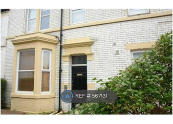 Thumbnail 2 bed flat to rent in Alnwick Avenue, Whitley Bay