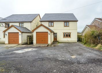 4 bed detached house for sale in Heol Treventy, Cross Hands, Llanelli, Carmarthenshire SA14