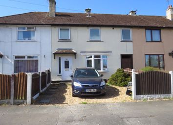 Thumbnail 4 bed terraced house for sale in Fernlea Way, Carlisle, Cumbria
