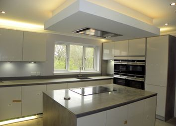 Thumbnail 6 bed detached house for sale in Captains Walk, Cleland, North Lanarkshire