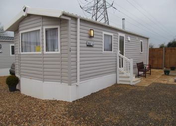 Thumbnail 2 bedroom mobile/park home for sale in Norton Lodge Park (Ref 5517), Norton, Gloucester, Gloucestershire
