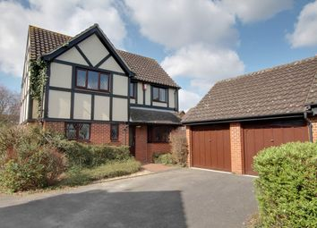 Thumbnail 4 bed detached house for sale in Tudor Rose Close, Stanway, Colchester