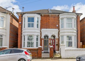 Thumbnail 4 bed semi-detached house for sale in Albert Grove, Southsea, Hampshire