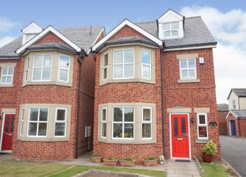 Thumbnail 4 bed detached house for sale in The Blossoms, Leeds