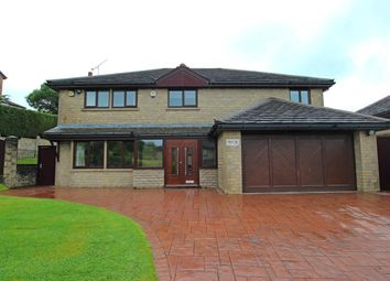 Thumbnail 4 bed detached house for sale in Melville Avenue, Darwen