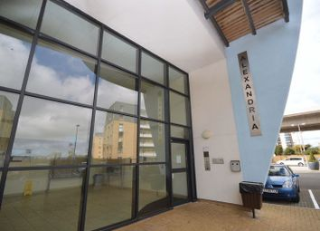 Thumbnail 2 bed flat to rent in Alexandria House, Victoria Wharf, Cardiff
