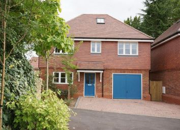 Thumbnail 5 bed detached house to rent in Malthouse Mews, London Road, Holybourne, Alton