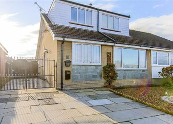 Thumbnail 4 bed semi-detached bungalow for sale in Fordside Avenue, Clayton Le Moors, Lancashire
