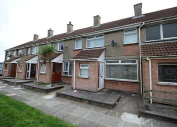Thumbnail 3 bed terraced house to rent in St. Gallen Court, Bangor