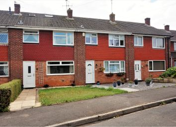 Thumbnail 3 bed terraced house for sale in Tudor Close, Oldland Common