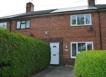 Thumbnail 2 bed terraced house for sale in Shortwood Close, Nottingham, Nottinghamshire, .