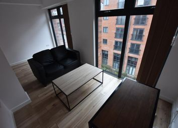 Thumbnail 2 bed flat to rent in 4 Queen Street, Leicester, Leicestershire