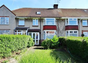 Thumbnail 4 bed terraced house for sale in Marlowe Road, Broadwater, Worthing