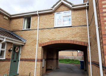 Thumbnail 1 bed town house to rent in Eversfield Close, Kingswood