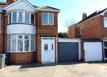 Thumbnail 3 bed property to rent in Church Road, Sheldon, Birmingham