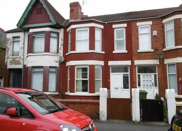 Thumbnail 3 bedroom terraced house for sale in Burns Avenue, Wallasey, Wirral