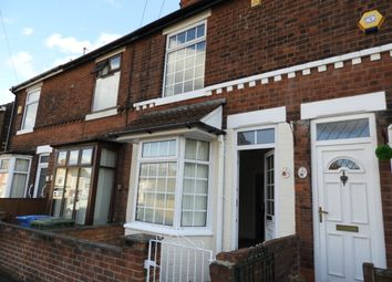 Thumbnail 2 bed terraced house to rent in Sadler Street, Mansfield