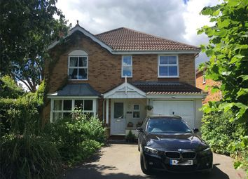 Thumbnail 5 bed detached house for sale in Broad Highway, Wheldrake, York
