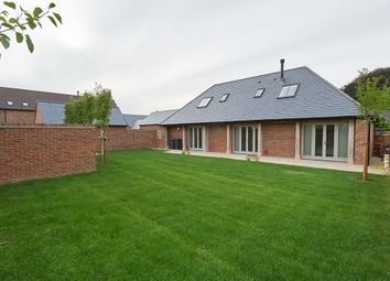 Thumbnail 4 bed detached house for sale in Manor Yard, West Overton, Marlborough